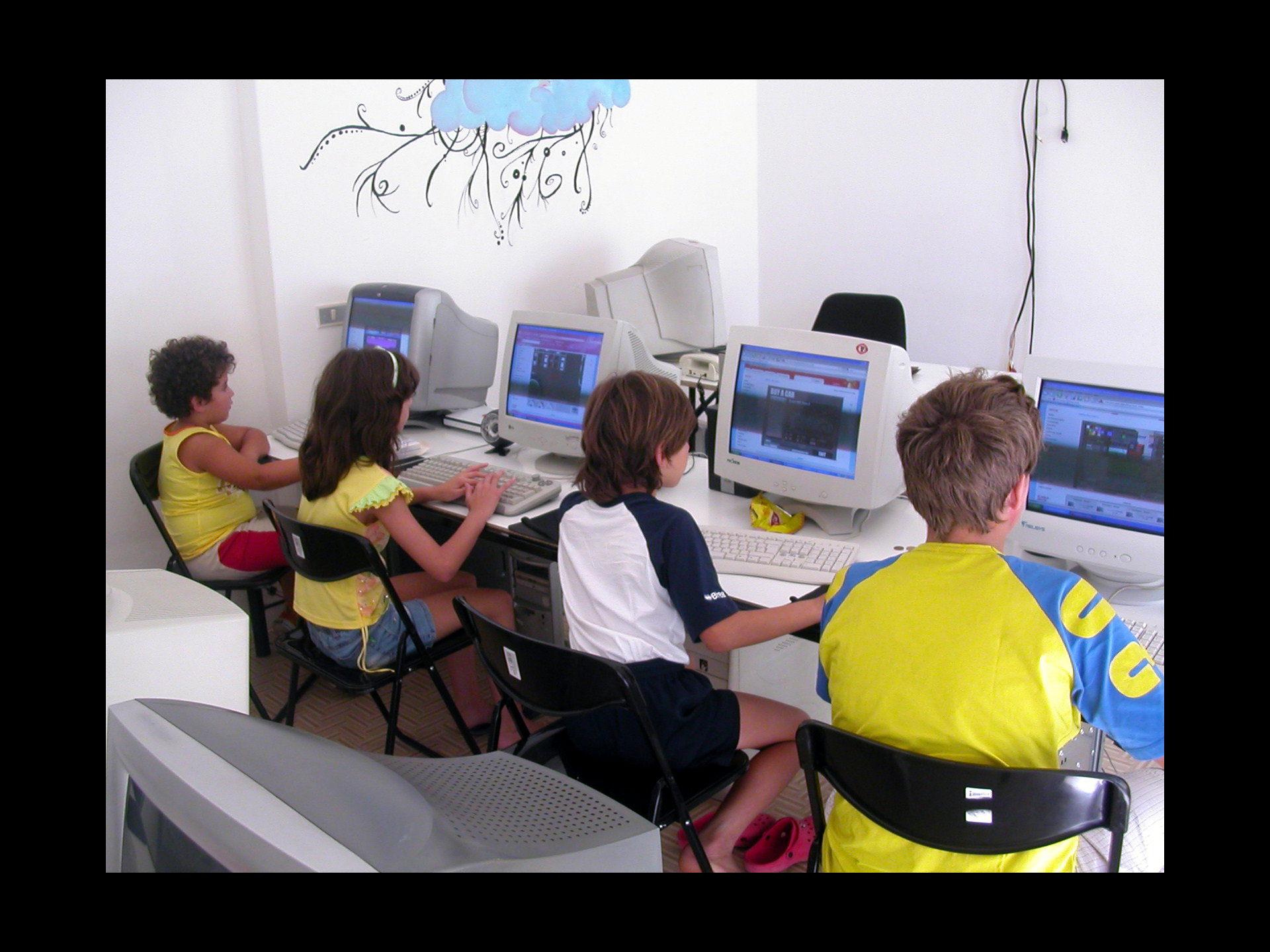 Corso informatica bambini